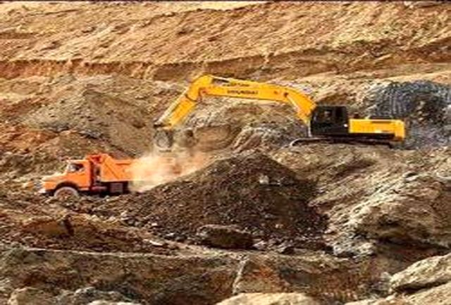 جریمه 25میلیارد ریالی برداشت غیرمجاز مواد معدنی در سمنان