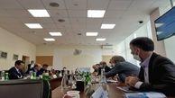 دیدار معاون وزیر و رئیس کل سازمان توسعه تجارت ایران با وزیر تجارت اتحادیه اوراسیا