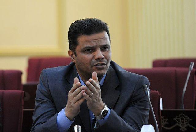 علیپور رئیس فدراسیون انجمنهای ورزشی باقی ماند