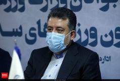 دلنوشه معاون امور جوانان در پی درگذشت امیر اکرمی