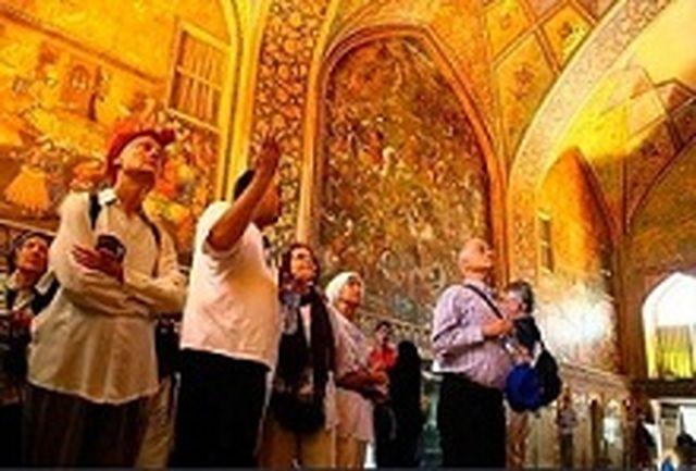 رشد ۲۰۰ درصدی گردشگران خارجی