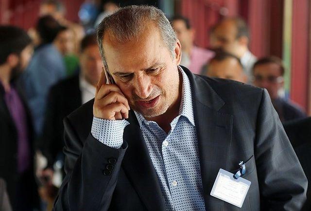 پیام رییس فدراسیون فوتبال قطر به تاج