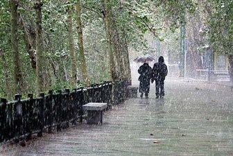 رگبار شدید باران در راه است