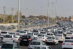 محدودیت های ترافیکی محورهای مواصلاتی از 15 تا 19 مرداد