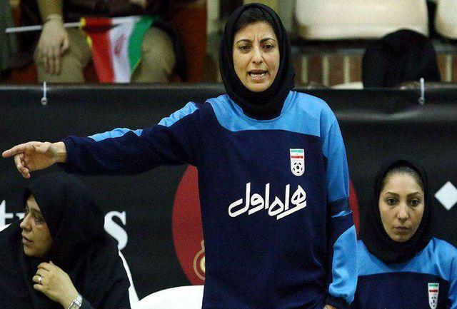 سرمربی وطنی روی نیمکت کویت