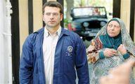 بازیگر سریال بچه مهندس راهی بیمارستان شد/ببینید
