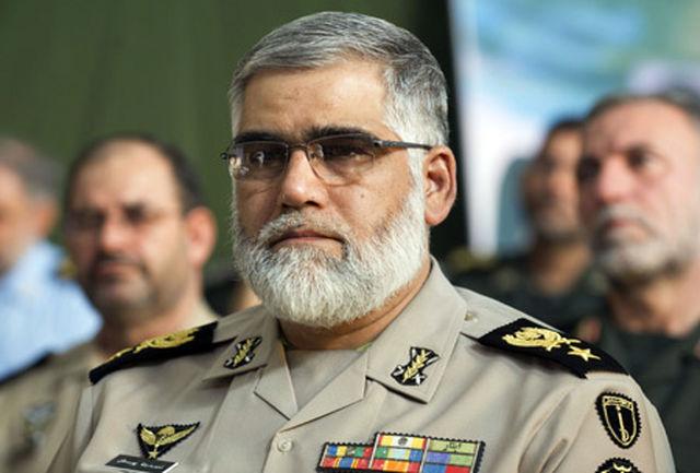 «پوردستان» رئیس مرکز مطالعات راهبردی ارتش شد