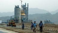 بهرهبرداری از کارخانه سیمان «تیس» در راسک سیستان و بلوچستان