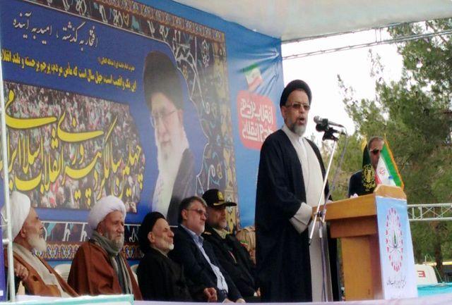 وزیر اطلاعات: ملل مسلمان چشم به ایران اسلامی دوختند