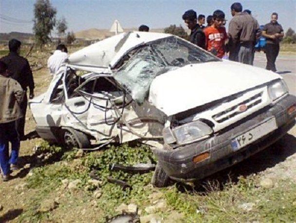2 کشته و 5 مصدوم در دو حادثه رانندگی/ فوت کودک 2 ماهه