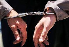 سارق حرفه ای با 11 فقره سرقت کابل مخابرات در شیروان  دستگیر شد