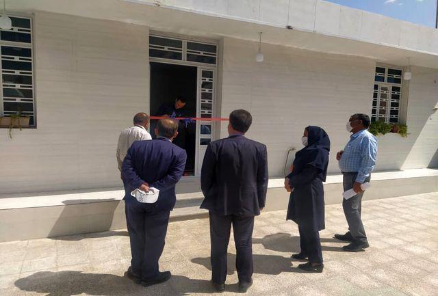 افتتاح یک واحد مسکن محرومین به نمایندگی از 200 واحد در شهرستان باشت