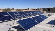 دایر بودن 27 نیروگاه خورشیدی در قوچان