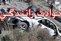 واژگونی وانت حامل اتباع بیگانه غیرمجاز در سراوان پنج کشته برجا گذاشت