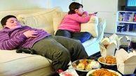 مغز نوجوانان چاق آسیب میبیند!