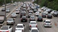 اعمال محدودیت ترافیکی و یک طرفه شدن جاده کرج - چالوس
