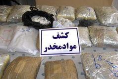 دستگیری ۵۹ سارق و کشف بیش از یک تن موادمخدر در ایرانشهر