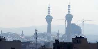 هوا در وضعیت ناسالم برای گروههای حساس است