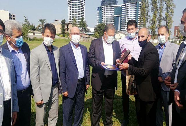 سید شمس الدین حسینی عضو هیات رئیسه کشتی مازندران شد
