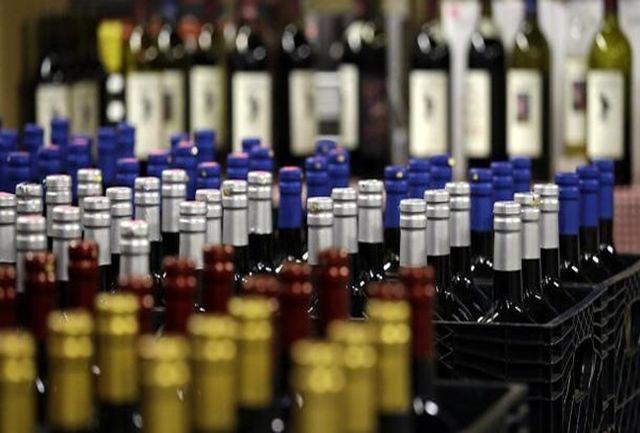کشف بیش از 2 هزار لیتر الکل غیرمجاز