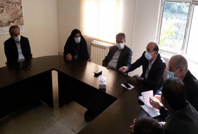 پروژه های طلایی حوزه راه کردستان در دولت تدبیر و امید به بهره برداری می رسد