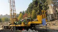 آغاز عملیات حفاری یک حلقه چاه آب در شهرستان قدس