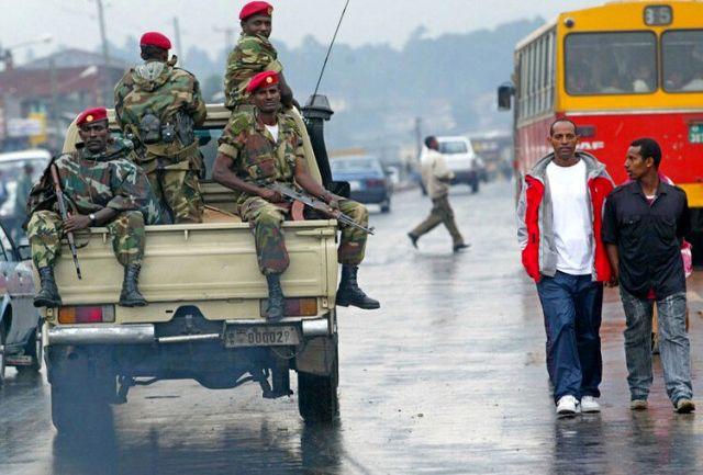 درگیری های قومی اتیوپی در «آفریقا امروز»