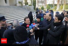 واکنش واعظی به شائبه تعلل دولت در معرفی وزیر صمت