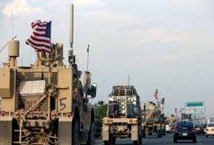 درگیری نیروهای آمریکایی و روسی در سوریه