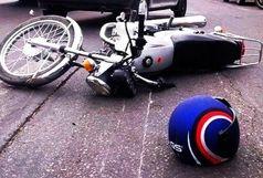 تصادف تکان دهنده موتورسیکلت/آمار جان باختگان به سه نفر رسید