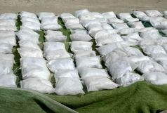 سواری پژو با 284 کیلو مواد مخدر در فارس توقیف شد
