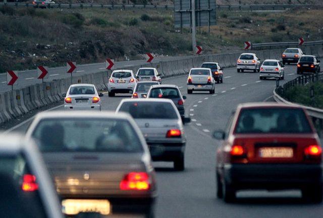 اعلام وضعیت ترافیک معابر تهران