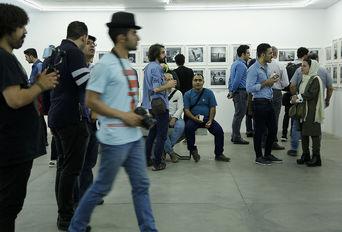 افتتاحیه نمایشگاه گروهی عکس گالری راه ابریشم 228
