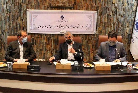 جلسه فعالان اقتصادی استان اردبیل در سطح ملی برگزار می شود
