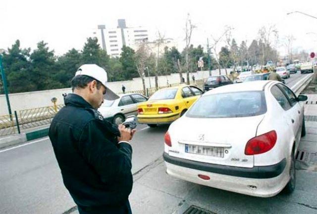 پنج هزار و چهارصد دستگاه خودرو غیر بومی در استان زنجان اعمال قانون شدند