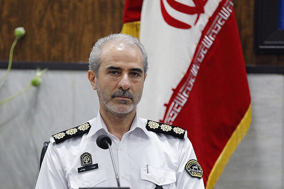 جریمه نقدی و یک هفته توقیف در انتظار موتورسوارانی که وارد خط ویژه میشوند/بیشترین تخلف موتوریها در مناطق 11 و 12 تهران است