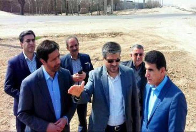مشکل ترافیک شرق تهران با احداث کمربندی پاکدشت حل می شود