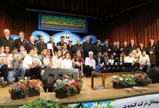 کسب رتبه اول جشنواره کشوری هنرهای آوایی توسط دانش آموزان نابینای کرمانی