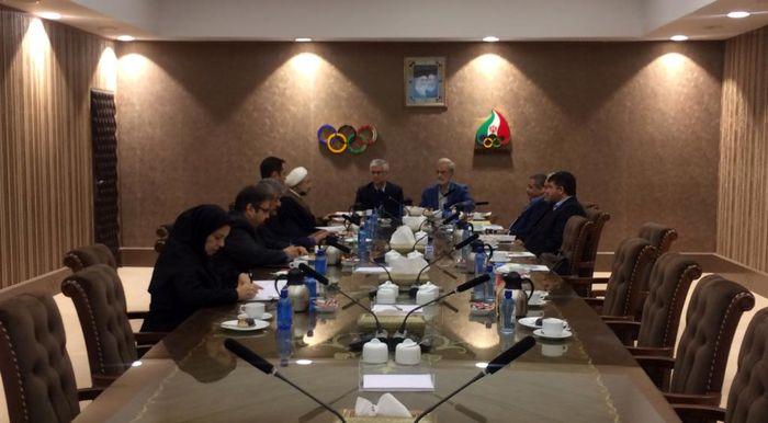 نخستین جلسه شورای حفاظت از ورزشکاران برگزار شد