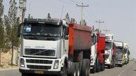 برخورد قانونی با کامیونت هایی که بار های غیر متعارف حمل می کنند
