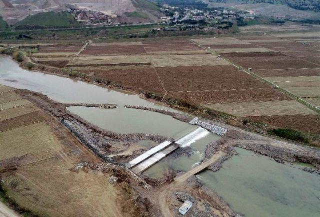 سردهنه شمام رودبار با پیشرفت فیزیکی بیش از ۹۰ درصد آماده آبگذاری است