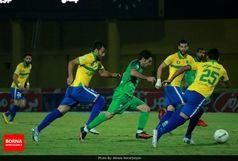 واکنش جالب خطیبی بعد از شکست مقابل برزیلیها+ عکس