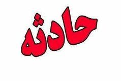 حادثه برای سرویس مدرسه در بیرجند و فوت یک دانش آموز