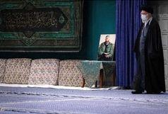 برگزاری دومین شب مراسم عزاداری فاطمیه در حسینیه امام خمینی(ره)