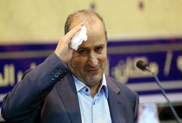 تاج به سرخابیهای پایتخت تبریک گفت