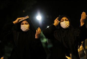 مراسم احیاء شب بیست و سوم ماه رمضان در اراک