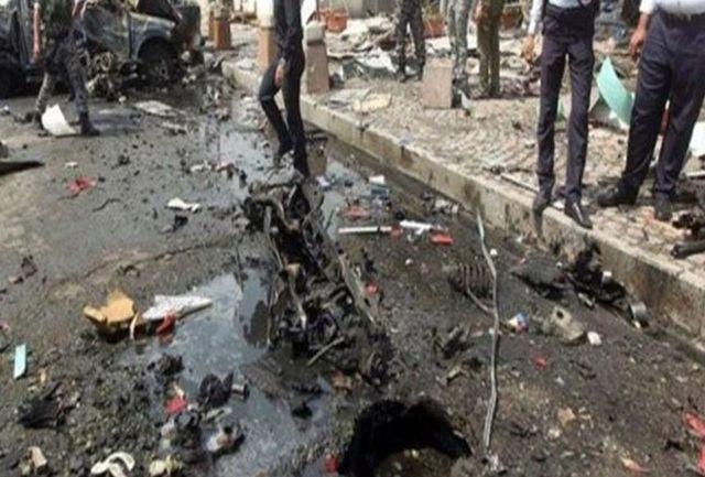 زخمی شدن ۲ سرباز عراقی در انفجار دیالی