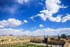 برای دهمین روز متوالی اصفهان سالم  است