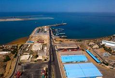 آلودگی نفتی در بندر شهید بهشتی چابهار صحت ندارد