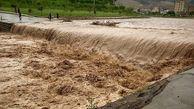 احتمال جاری شدن سیلاب در ارتفاعات مازندران